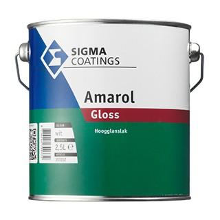 Sigma Amarol Gloss verf voor Houtverf (Buiten, Oplosmiddelhoudend, Sigma) natuurlijk bij Verfgilde, beste Verf lage Prijs