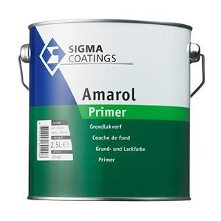 Sigma Amarol Primer verf voor Houtverf (Buiten, Grondverf en Primer, Oplosmiddelhoudend, Sigma) natuurlijk bij Verfgilde, beste Verf lage Prijs