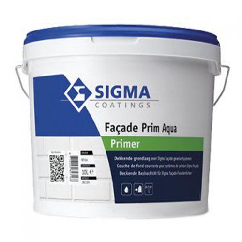 Sigma Facade Prim Aqua verf voor Betonverf (Buiten, Sigma, Watergedragen) natuurlijk bij Verfgilde, beste Verf lage Prijs