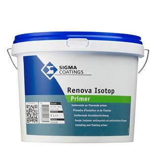 Sigma Renova Isotop Primer verf voor Betonverf (Binnen, Sigma, Watergedragen) natuurlijk bij Verfgilde, beste Verf lage Prijs