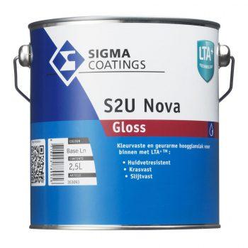 Sigma S2U Nova Gloss verf voor Houtverf (Binnen, Sigma) natuurlijk bij Verfgilde, beste Verf lage Prijs