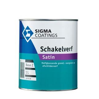 Sigma Schakelverf Satin verf voor Houtverf, Kunststof verf (Buiten, Oplosmiddelhoudend, Sigma) natuurlijk bij Verfgilde, beste Verf lage Prijs