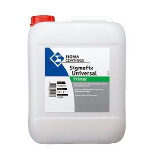 Sigma Sigmafix Universal Primer verf voor Betonverf, Sigma (Binnen, Grondverf en Primer, Sigma, Watergedragen) natuurlijk bij Verfgilde, beste Verf lage Prijs