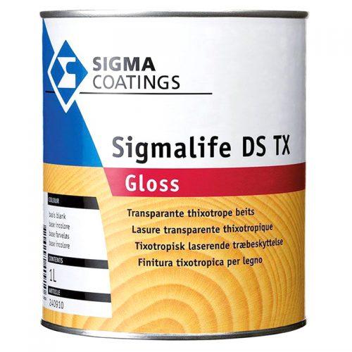 Sigma Sigmalife DS TX Gloss verf voor Houtverf, Sigma (Beits, Buiten, Oplosmiddelhoudend, Sigma) natuurlijk bij Verfgilde, beste Verf lage Prijs