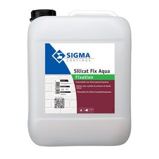 Sigma Silicat Fix Aqua verf voor Betonverf (Buiten, Sigma, Watergedragen) natuurlijk bij Verfgilde, beste Verf lage Prijs