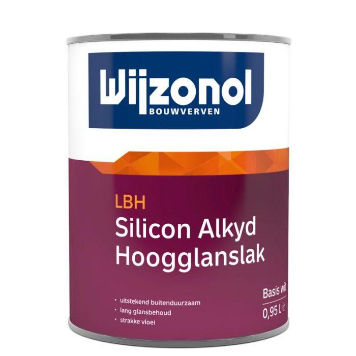 Wijzonol LBH Silicon Alkyd Hoogglanslak verf voor Houtverf, Kunststof verf, Metaalverf (Buiten, Oplosmiddelhoudend, Wijzonol) natuurlijk bij Verfgilde, beste Verf lage Prijs