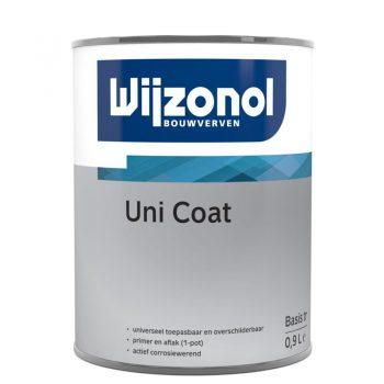 Wijzonol Uni Coat verf voor Metaalverf (Buiten, Oplosmiddelhoudend, Wijzonol) natuurlijk bij Verfgilde, beste Verf lage Prijs