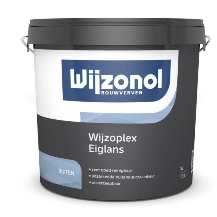 Wijzonol Wijzoplex Eiglans verf voor Betonverf (Buiten, Watergedragen, Wijzonol) natuurlijk bij Verfgilde, beste Verf lage Prijs