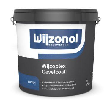 Wijzonol Wijzoplex Gevelcoat verf voor Betonverf (Buiten, Watergedragen, Wijzonol) natuurlijk bij Verfgilde, beste Verf lage Prijs