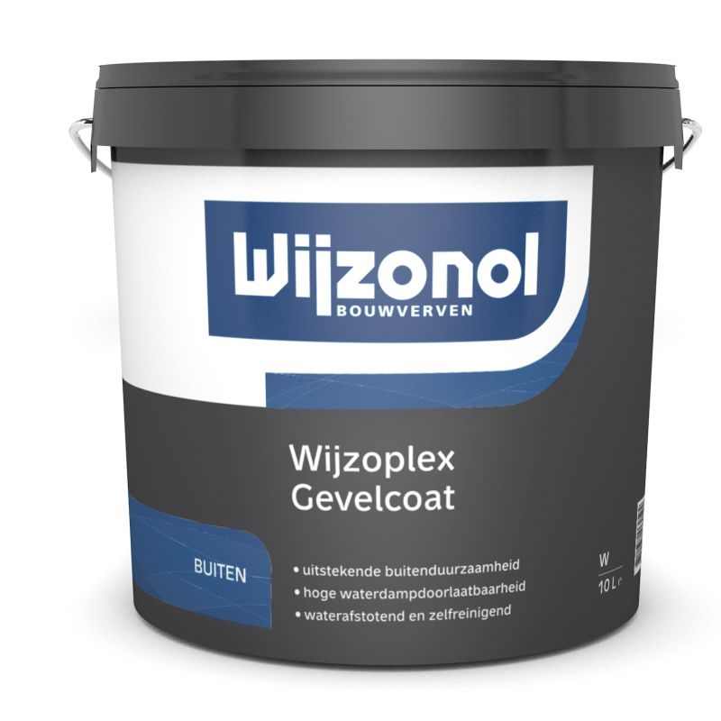 Genoeg Wijzonol Wijzoplex Gevelcoat natuurlijk voordelig bij Verfgilde QN07