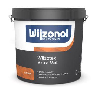 Wijzonol Wijzotex Extra Mat verf voor Betonverf (Binnen, Watergedragen, Wijzonol) natuurlijk bij Verfgilde, beste Verf lage Prijs