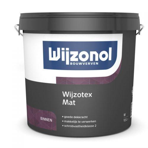 Wijzonol Wijzotex Mat verf voor Betonverf (Binnen, Watergedragen, Wijzonol) natuurlijk bij Verfgilde, beste Verf lage Prijs