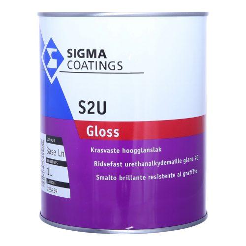 Sigma S2U Gloss verf voor Houtverf (Buiten, Oplosmiddelhoudend, Sigma) natuurlijk bij Verfgilde, beste Verf lage Prijs