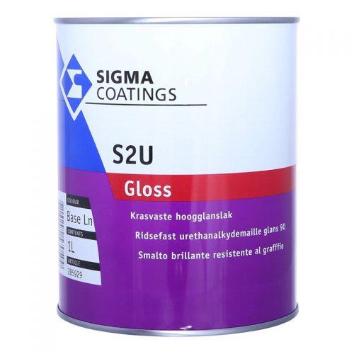 Sigma S2U Gloss verf voor Hoogglans / High Gloss, Houtverf, Sigma (Buiten, Oplosmiddelhoudend, Sigma) natuurlijk bij Verfgilde, beste Verf lage Prijs