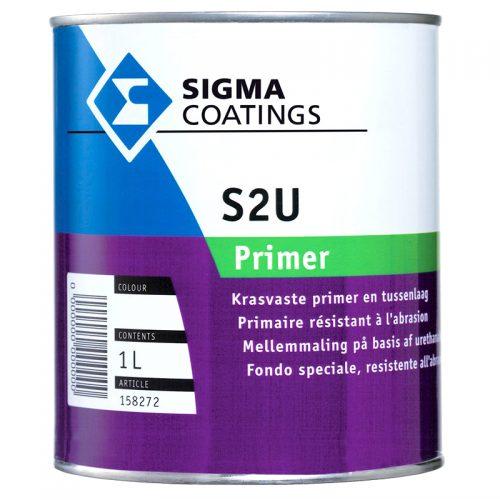 Sigma S2U Primer verf voor Houtverf (Buiten, Grondverf en Primer, Oplosmiddelhoudend, Sigma) natuurlijk bij Verfgilde, beste Verf lage Prijs