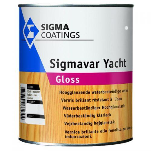 Sigma Sigmavar Yacht Gloss verf voor Houtverf, Sigma (Beits, Buiten, Oplosmiddelhoudend, Sigma) natuurlijk bij Verfgilde, beste Verf lage Prijs