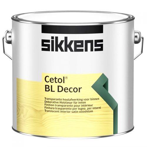 Sikkens Cetol BL Decor verf voor Houtverf, Sikkens (Binnen, Sikkens, Watergedragen) natuurlijk bij Verfgilde, beste Verf lage Prijs