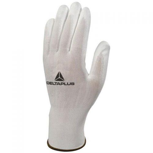 Deltaplus Handschoen polyamide Wit VE702 verf voor Verfgereedschap en materialen () natuurlijk bij Verfgilde, beste Verf lage Prijs