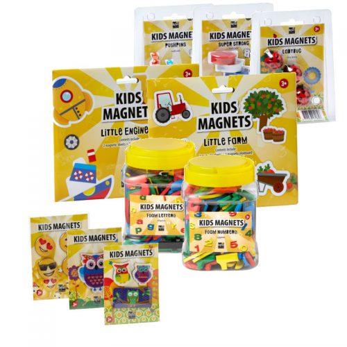 MagPaint Kids Magnets verf voor MagPaint, Speciale verf, Verfgereedschap en materialen () natuurlijk bij Verfgilde, beste Verf lage Prijs