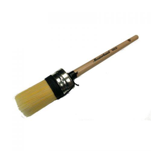 Meesterhand Gold Ovaal kwast verf voor Verfgereedschap en materialen (Meesterhand, Oplosmiddelhoudend) natuurlijk bij Verfgilde, beste Verf lage Prijs