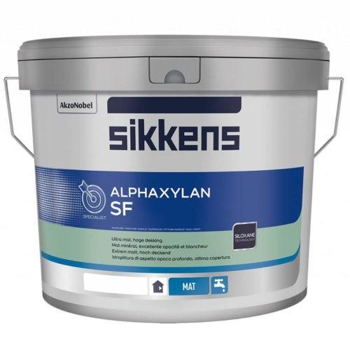 Sikkens Alphaxylan SF verf voor Betonverf, Sikkens (Binnen, Sikkens, Watergedragen) natuurlijk bij Verfgilde, beste Verf lage Prijs