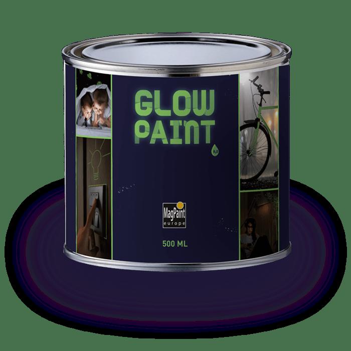MagPaint GlowPaint verf voor MagPaint, Speciale verf (Binnen, MagPaint, Watergedragen) natuurlijk bij Verfgilde, beste Verf lage Prijs