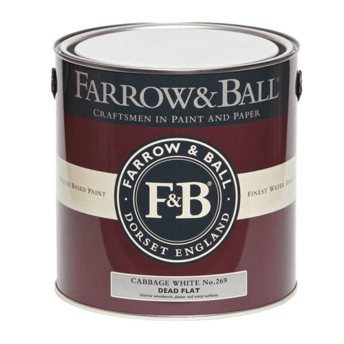 Farrow & Ball Dead Flat verf voor Betonverf, Farrow & Ball verf, Houtverf, Mat / Matt, Metaalverf (Binnen, Farrow & Ball, Watergedragen) natuurlijk bij Verfgilde, beste Verf lage Prijs