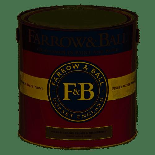 Farrow & Ball - Wall & Ceiling Primer and Undercoat verf voor Betonverf, Farrow & Ball verf (Binnen, Farrow & Ball, Grondverf en Primer, Watergedragen) natuurlijk bij Verfgilde, beste Verf lage Prijs