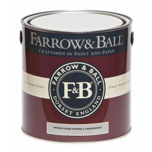 Farrow & Ball Wood Floor - Primer & Undercoat verf voor Farrow & Ball verf, Houtverf (Binnen, Farrow & Ball, Grondverf en Primer, Watergedragen) natuurlijk bij Verfgilde, beste Verf lage Prijs