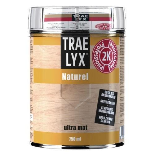 Trae Lyx Naturel verf voor Houtverf, Mat / Matt, Trae Lyx (Binnen, Trae Lyx, Watergedragen) natuurlijk bij Verfgilde, beste Verf lage Prijs