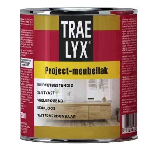Trae Lyx Project-meubellak verf voor Hoogglans / High Gloss, Houtverf, Mat / Matt, Trae Lyx, Zijdeglans / Satin (Binnen, Trae Lyx, Watergedragen) natuurlijk bij Verfgilde, beste Verf lage Prijs
