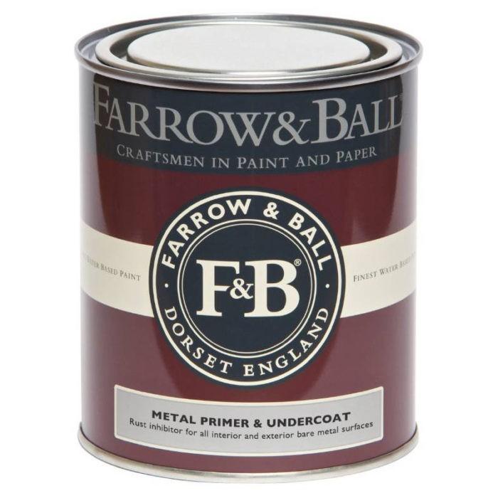 Farrow & Ball Metal primer verf voor Farrow & Ball verf, Metaalverf (Binnen, Buiten, Farrow & Ball, Grondverf en Primer) natuurlijk bij Verfgilde, beste Verf lage Prijs