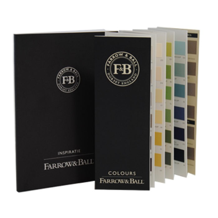 Farrow & Ball Kleurenkaart verf voor Farrow & Ball verf (Farrow & Ball) natuurlijk bij Verfgilde, beste Verf lage Prijs