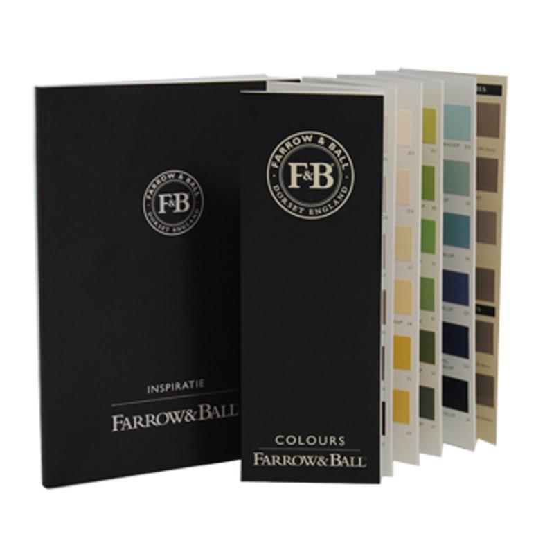 Kleurenkaart Farrow & Ball