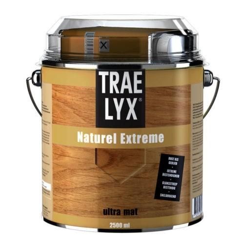 Trae Lyx Naturel Extreme verf voor Houtverf, Mat / Matt, Trae Lyx (Binnen, Trae Lyx, Watergedragen) natuurlijk bij Verfgilde, beste Verf lage Prijs