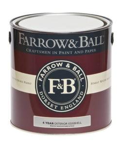 farrow-ball-exterior-eggshell-beste matte lakverf buiten verfgilde