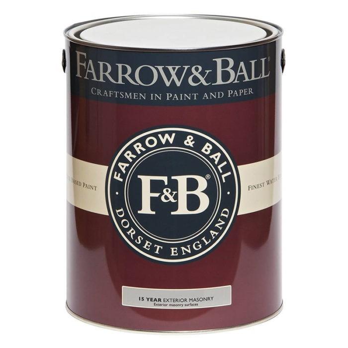 Farrow & Ball Exterior Masonry verf voor Betonverf, Farrow & Ball verf, Mat / Matt (Buiten, Farrow & Ball) natuurlijk bij Verfgilde, beste Verf lage Prijs