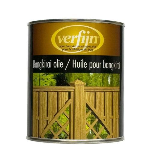 Verfijn Bangkirai olie verf voor Houtverf, Verfijn (Beits, Buiten) natuurlijk bij Verfgilde, beste Verf lage Prijs