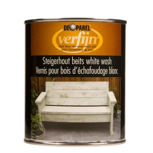 Verfijn Steigerhoutbeits verf voor Houtverf, Verfijn (Beits, Buiten, Oplosmiddelhoudend) natuurlijk bij Verfgilde, beste Verf lage Prijs
