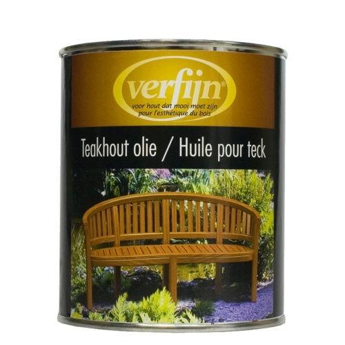 Verfijn Teak olie verf voor Houtverf, Verfijn (Beits, Buiten) natuurlijk bij Verfgilde, beste Verf lage Prijs