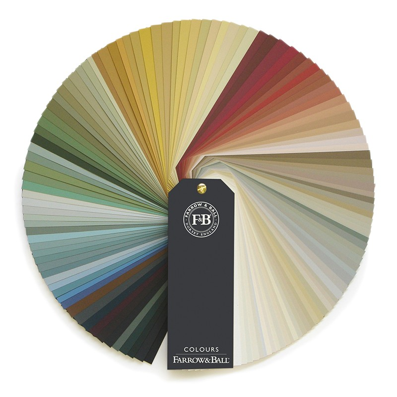 Farrow & Ball medium-kleurenwaaier